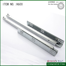 2015 Hot style Disinfection cabinet drawer slide used for drawer or computer desk