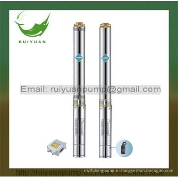 """4"""" 1,1 кВт дешевой цене высокое качество медный провод глубокий колодец погружной Водяной насос (4SD16-03/1.1 кВт)"""