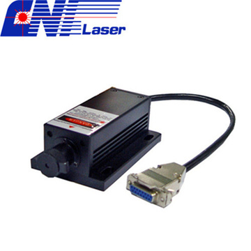 Serie hochfrequenter modulierter Laser