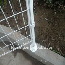 Plastic Coated Welded Wire Mesh Fence (manufacturer)