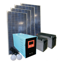 Home 1kw Solar off Grid System Green Energy Power