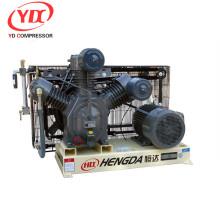 70CFM 870PSI Hengda high pressure copland compressor
