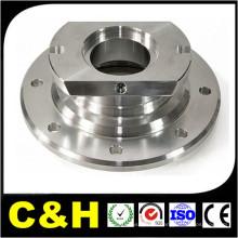 Usinagem CNC de alta precisão em aço inoxidável personalizado