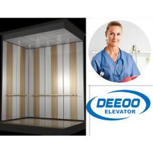 Ascenseur de Hospita Lpassenger de lit de patient sans bruit de sécurité