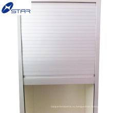 Кухонный Шкаф Алюминиевая Свертывает Вверх Дверь