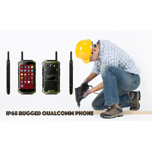 IP68 Telefono di Qualcomm robusto