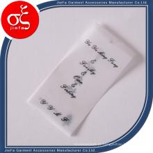Etiqueta de suspensão de papel vegetal de preço de fábrica / etiqueta de papel vegetal transparente colorido
