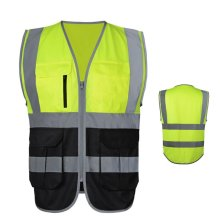 hi vis jacket design strip hot selling