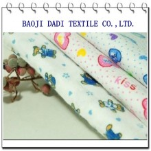 Colorful prints of fabric textile