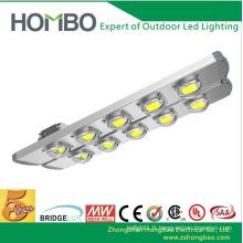 Haute qualité 240W ~ 300W Super White LED Street Light Aluminium COB LED lumières