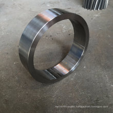 Forged Ring Fabrication According to Drawings