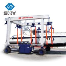 Grue à portique de levage de 100 tonnes