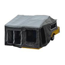 Remorque de voiture de camping de la Corée pour hors route