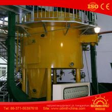 Equipamento de lixiviação de óleo de soja soja