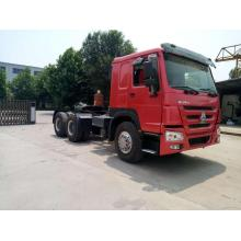 Used 6x4 375HP Tractor truck