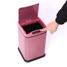 70Liter klassifizierter Mülleimer, Sensor Edelstahl Mülleimer, Abfallbehälter