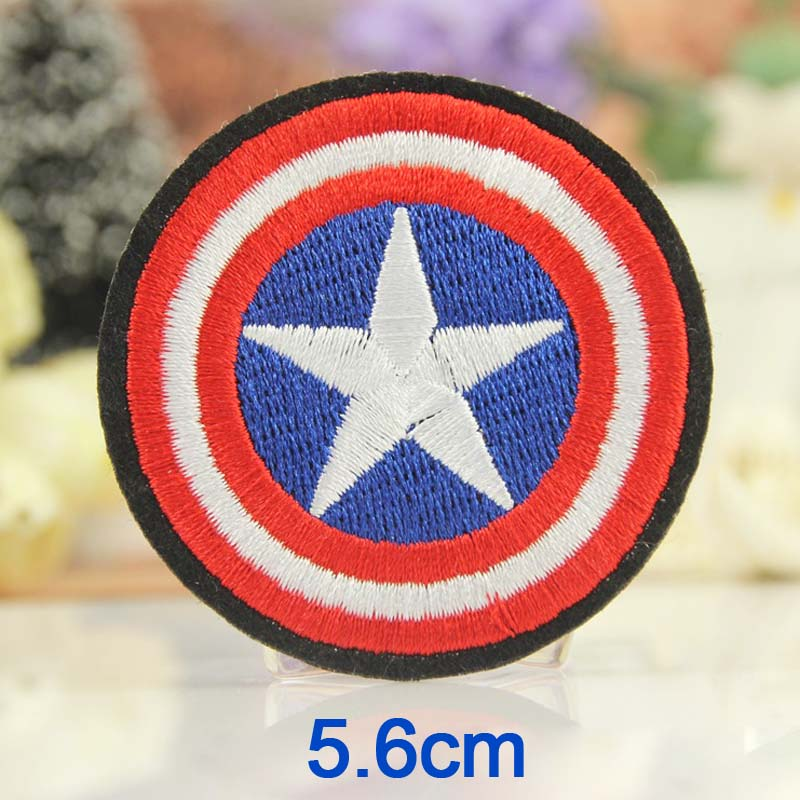 Toy Embroidery Patches