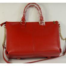 Guangzhou Proveedor moda bolso de cuero de las mujeres de diseño real (222)