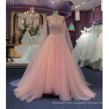 Princess Hot Sale Cheap Pink Wedding Dress