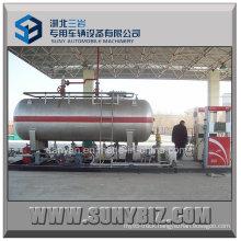 ASME Standard 10000 Liters Mobile LPG Skid Station