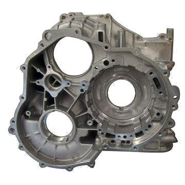 Magnesium Gearbox Housing and Covers
