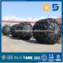 El fabricante de China Marine Yokohama envía el guardabarros neumático