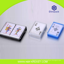 La meilleure qualité de Chine bon marché fournit de nouvelles cartes à jouer personnalisées