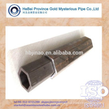 PTO Shaft Alloy Steel HEX Shaped Seamless Steel Tube and Pipe(cutting service)
