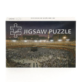 Wholesale Adult Kids Games Personalized Custom Paper 100 500 1000 Pieces Jigsaw Puzzles