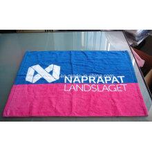 100% Baumwolle gedruckt Sport Handtuch (SST3015)