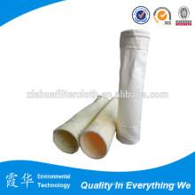 Filtre en sac polyester non tissé pour incinérateur