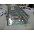 ASTM A123 NEMA 20c Кабельный лоток Кабельный канал Кабельный канал Поддержка системы производства Roll Forming Machine Philippines