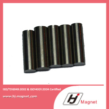 Sur mesure haute résistante à la température cylindre AlNiCo Magnet