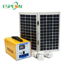 Espeon Fabrik Großhandel 30 Watt 18 V Hybrid Solaranlage für Zuhause