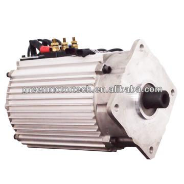 10квт автомобиля электрический двигатель переменного тока