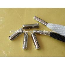 Kundenspezifische Logo-Metalltipps Schnürsenkel tip.metal Spitze Spitzen