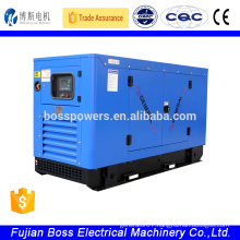 Single phase 12KW Weifang soundproof diesel genset