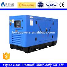 Monofásico de 12KW Weifang soundproof diesel gerador