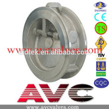 DIDTEK Wafer Tilting Check Valve