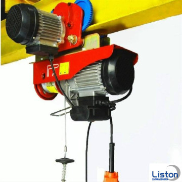 220V Wire Rope Hoist dan Mini Electric Hoist