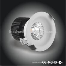 Прямая поставка фабрики Высокий яркий кристалл водить downlight для освещения акцента