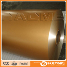 colour painted aluminum coil