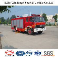 4ton Isuzu Foam and Water Fire Truck Euro2