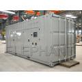 Puissance principale 900kVA / 720kw à 50Hz alimenté par le générateur diesel original de récipient de preuve de moteur diesel de CUMMINS 20 pieds