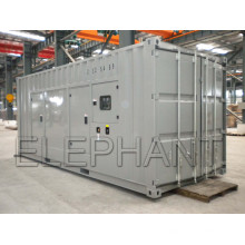 Prime Power 900kVA/720kw at 50Hz Powered by Original Cummins Diesel Engine Sound Proof 20 Foot Container Diesel Generator