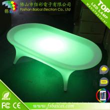 LED Couchtisch für Bar / LED Tisch