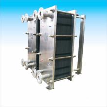 Échangeur de chaleur à plaques Alfa Laval P145 à la mode en acier inoxydable
