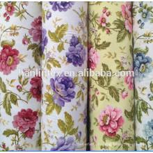 100% хлопок печатных полосатый холст ткань для сумки обувь диван
