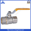 High Quality Level Handle Forged Brass Ball Valve (YD-1021)