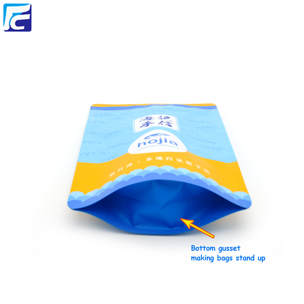 High Quality Foil Packaging Bag